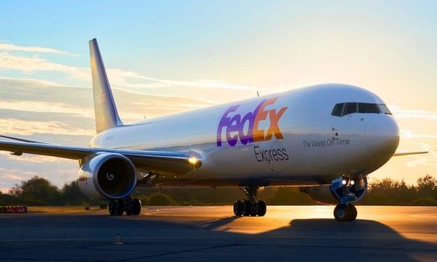 Operaciones especiales FedEx por COVID-19