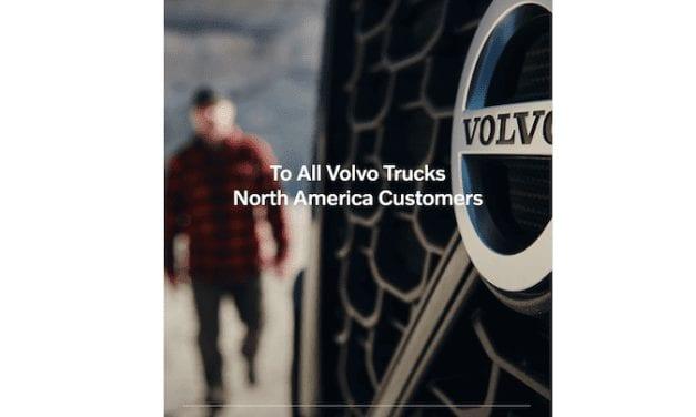 """""""Estamos aquí para apoyar su negocio"""": Volvo Trucks"""