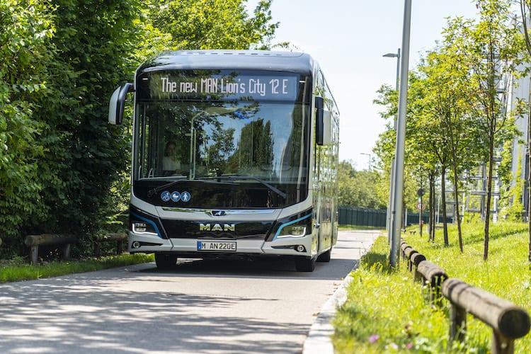 Premian 3 vehículos MAN Truck & Bus