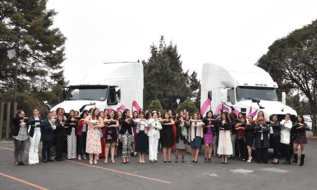 Con Volvo Trucks, mujeres liderando el progreso