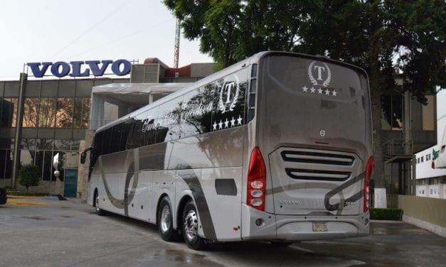 Volvo Buses ajusta operaciones frente a contingencia