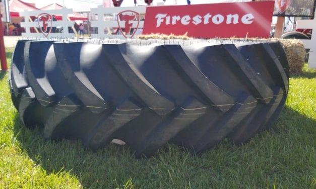 Presenta Bridgestone productos para la agricultura