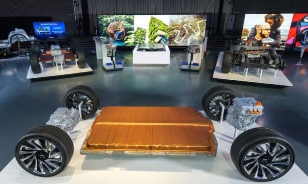 GM y Honda se asocian para desarrollar vehículos eléctricos