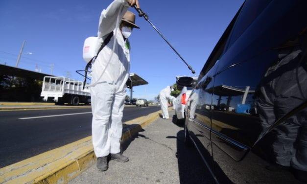 Jalisco instala filtros sanitarios en carreteras interestatales