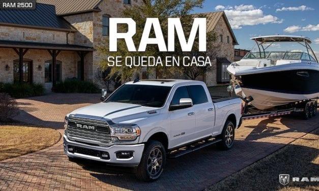 RAM invita a quedarse en casa