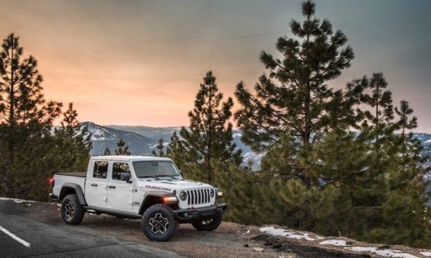 Jeep Gladiator es Pickup del Año por RMAP
