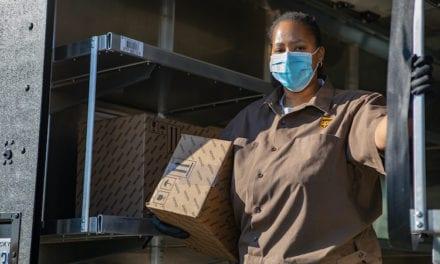 Acelera UPS entrega de kits de prueba de COVID-19