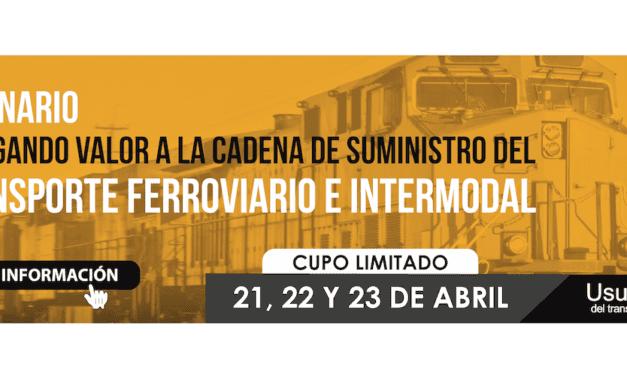 Realizará ANTP seminario de transporte intermodal