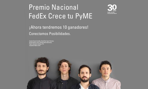 Amplía FedEx premiación para Pymes