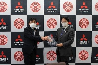 Produce Mitsubishi caretas para ayudar a prevenir los contagios