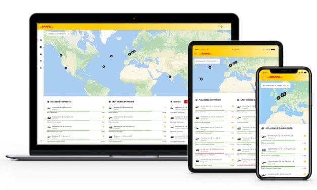 DHL lanza myDHLi, plataforma de transporte de carga en línea