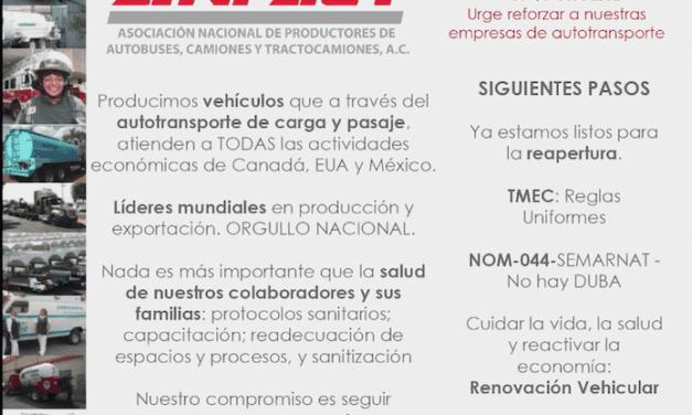 El compromiso es seguir en el camino por México: ANPACT