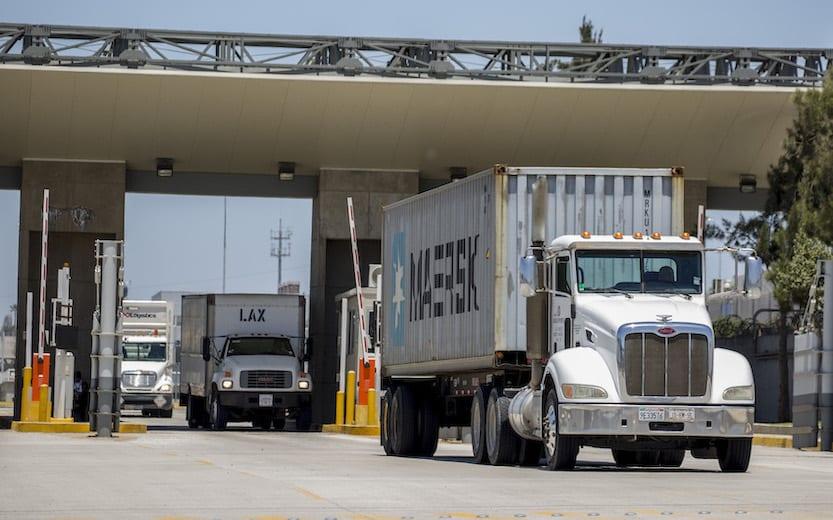 Impactos del COVID-19 en el transporte transfronterizo México-EU
