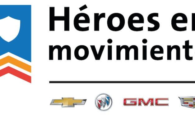 """General Motors lanza """"Héroes en Movimiento"""""""