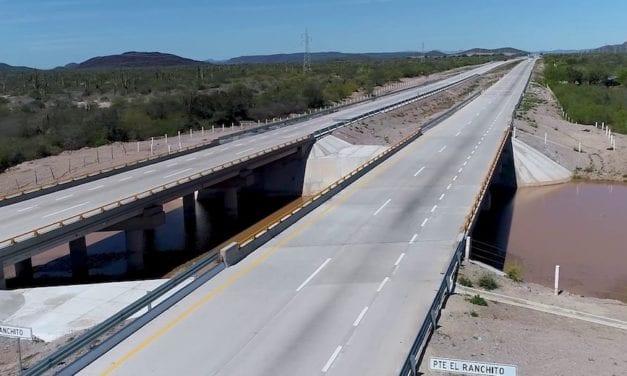 ACCIONA concluye obras de la carretera CD. Obregón – Guaymas