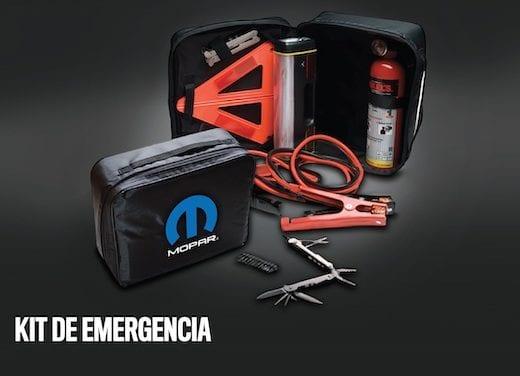 Mopar lanza kit de seguridad