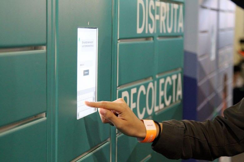 Lockers inteligentes agilizan entregas de última milla