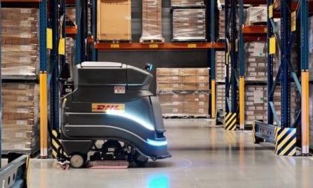 DHL instalará Neo Robots en sus almacenes