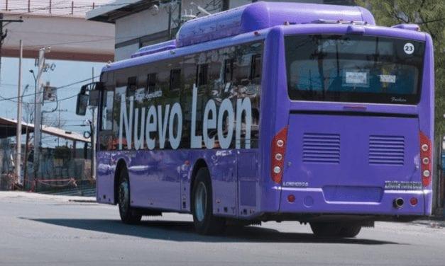 Extiende NL horarios del transporte público