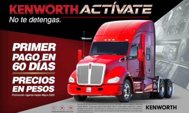 Últimos días para adquirir vehículos Kenworth