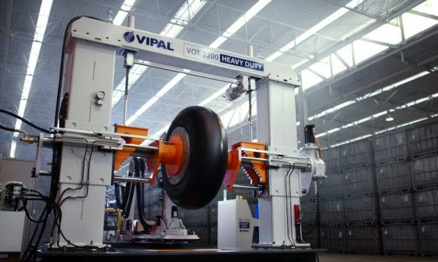 Se consolida Vipal Máquinas en mercado internacional