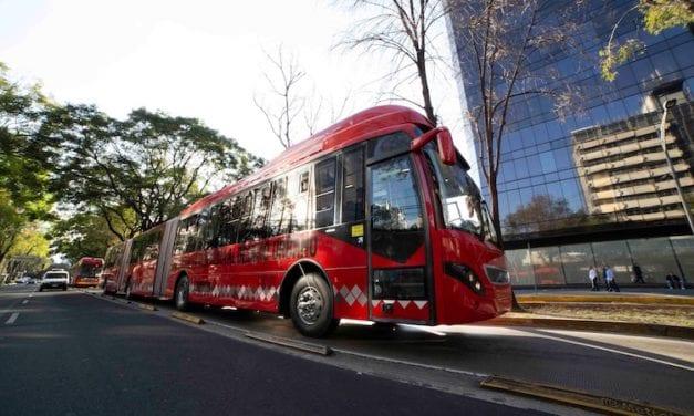 Protegida inversión para transporte en CDMX