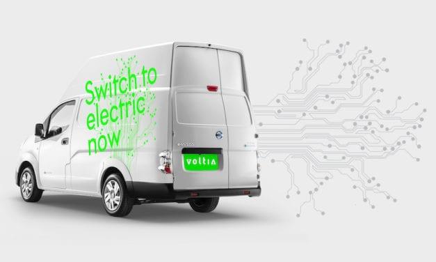 e-NV200 XL Voltia, la nueva apuesta eléctrica de Nissan