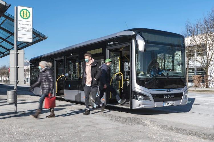 Minimizar riesgo de contagio en transporte público