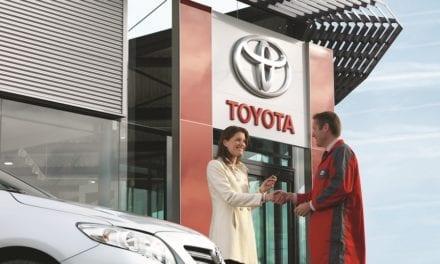 Reabre Toyota España su Red de Concesionarios