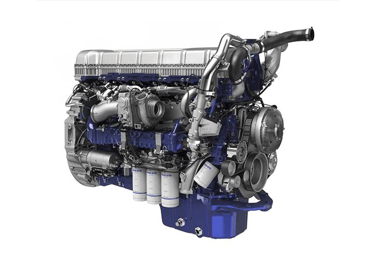 Motor D13 de Volvo: eficiencia al menor costo