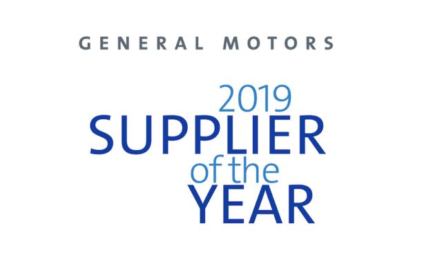 Dana: Proveedor del Año 2019 para GM