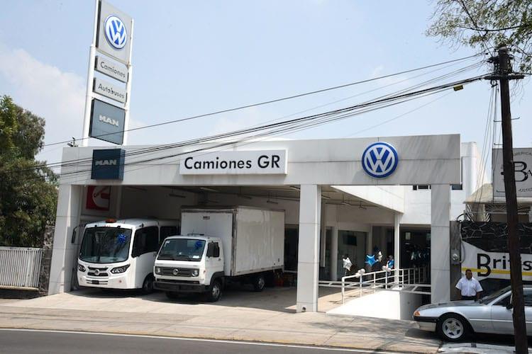 Agencias de MAN-VW regresan más fuertes