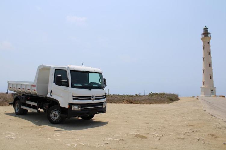 Robustez probada de los Delivery ahora en Aruba