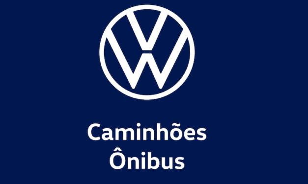 Nuevo logo de Volkswagen Caminhões e Ônibus