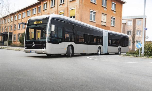 Daimler Buses: Innovación con soluciones especiales en movilidad