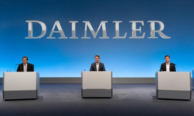 Impulsa Daimler su estrategia empresarial sostenible