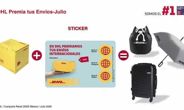 Comienza DHL campaña de lealtad en México