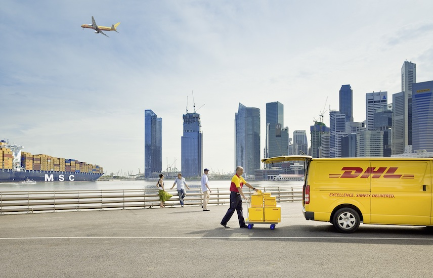 DHL: líder a nivel mundial como 3PL