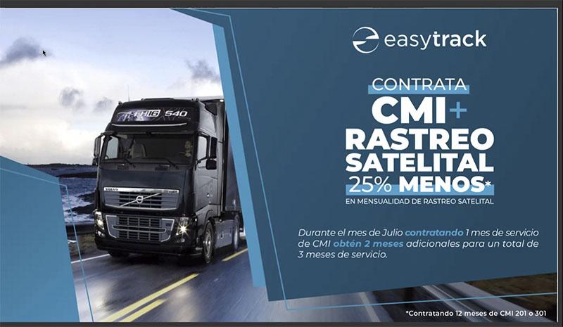 EasyTrack: control logístico y seguridad con monitoreo eficiente