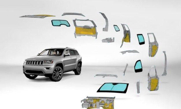 Presentan Jeep Grand Cherokee Blindada 2020
