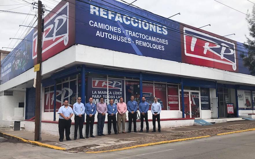 Abre Kenworth BACE tienda TRP en Aguascalientes
