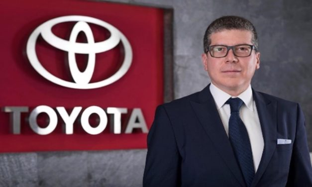 Cambios al volante de Toyota México