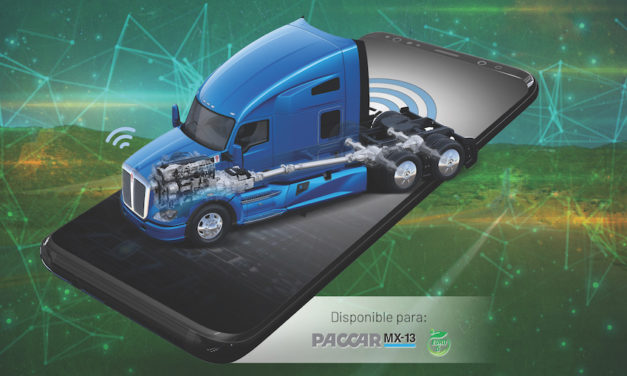 TRUCKTECH Plus Over The Air de Kenworth: un aliado para llevar a tu flota a otro nivel