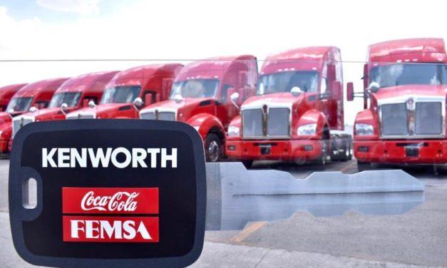 Integra Coca-Cola Femsa unidades T880 de Kenworth a su flota