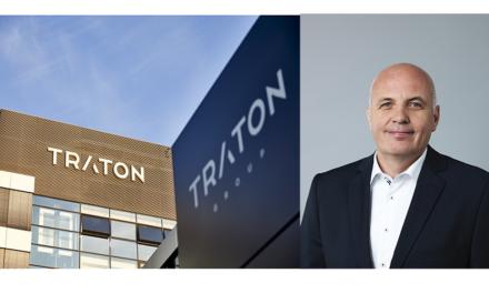 Se reorganiza TRATON; cambia de CEO
