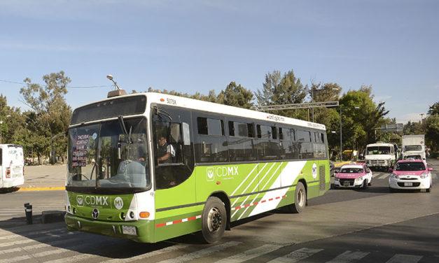 Medidas para la nueva normalidad en el transporte público