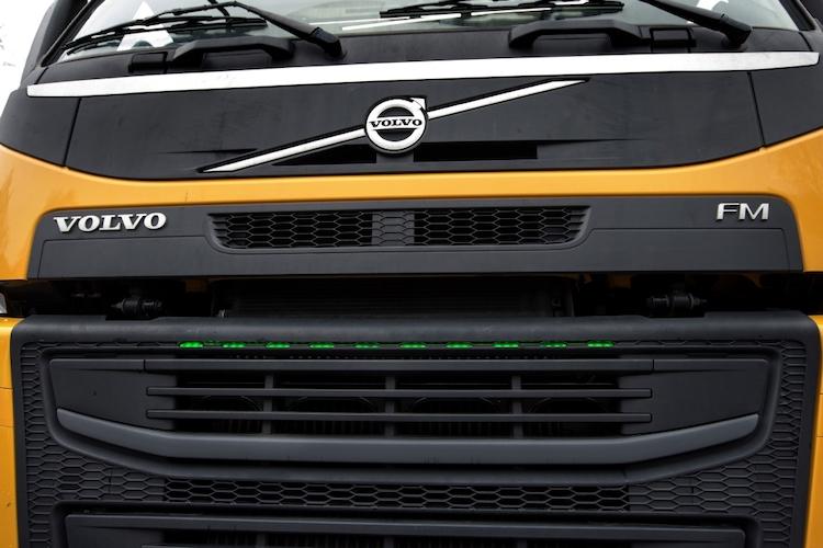 Nuevos retos para Volvo Trucks