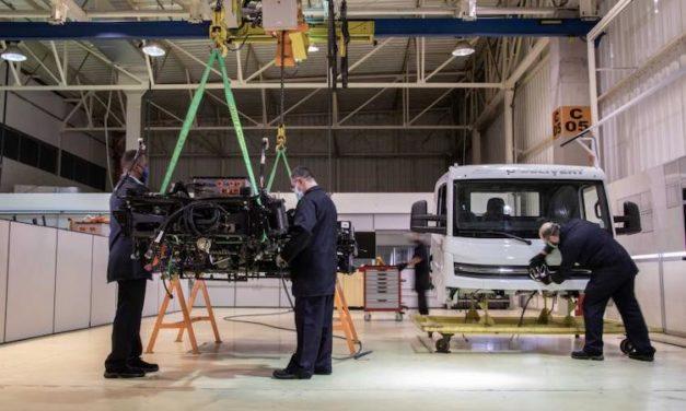 Inicia VWCO producción de e-Delivery