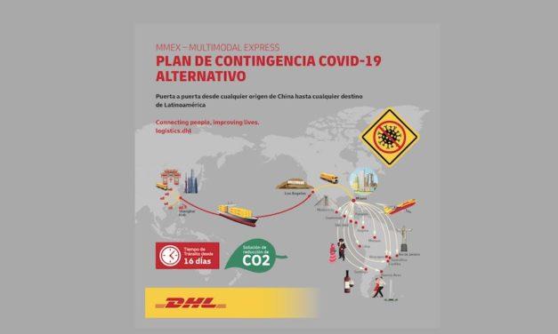 Ahorro en tiempo y costos con DHL Multi-Modal Express