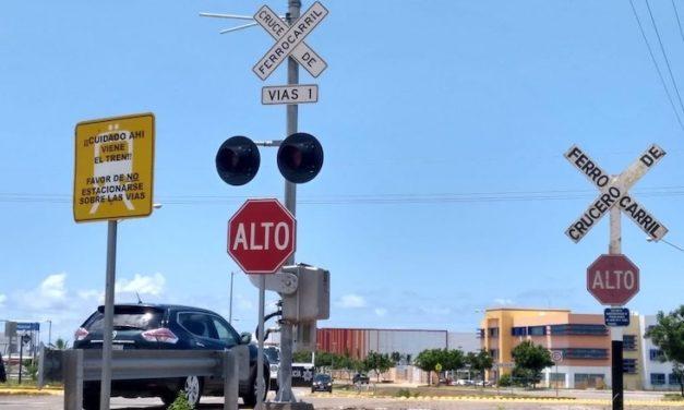 Agrega Waze alertas de cruces de tren